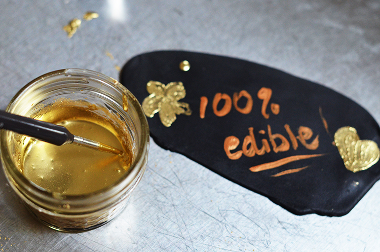 Rolkem comes out Number 1 for edible metallic food colours by a credible US reviewer!